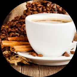 cafe y bebidas calientes